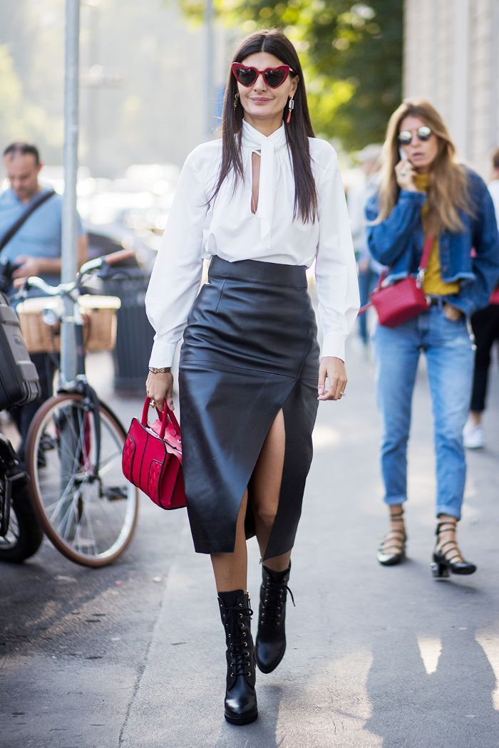 See our favorite black pencil skirt outfit ideas for you to test out this week.