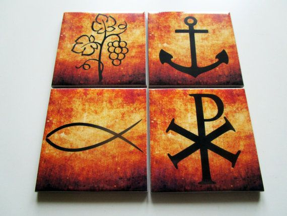 Ehi, ho trovato questa fantastica inserzione di Etsy su https://www.etsy.com/it/listing/277979058/christian-gift-set-of-four-christian