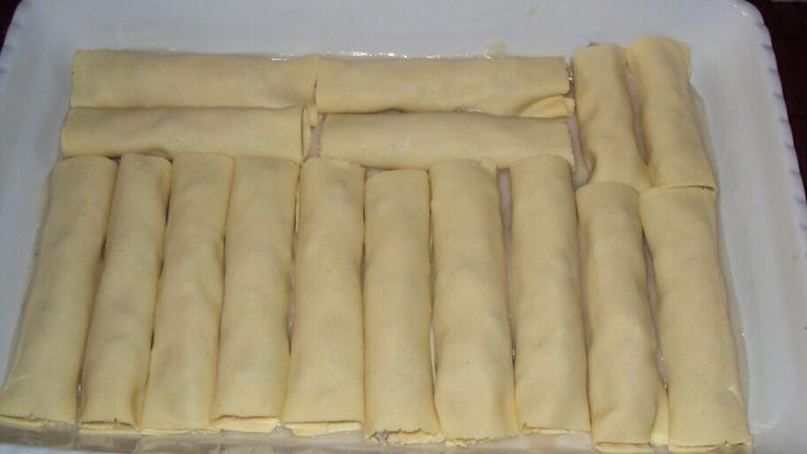 Cannelloni fatti in casa senza glutine e senza lattosio