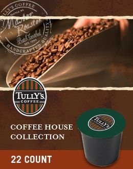 Tully's Coffee House Collection, 22-Count K-Cups for Keurig Brewers (Pack of 2) Tully's Coffee http://www.amazon.com/dp/B003A7LDXS/ref=cm_sw_r_pi_dp_sG1Ktb0Z0G3B4XPQ
