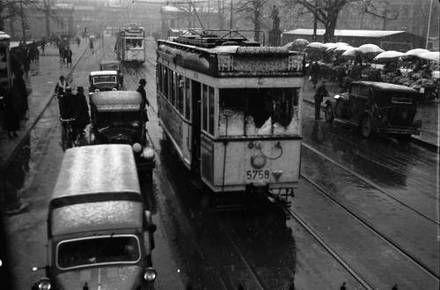 Berlin: Leipziger Platz (Verschneiter 191)