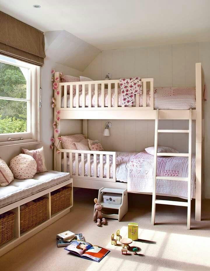 Idealnie łóżko piętrowe