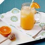 Homemade soda: honey clementine fizz - Jamie Oliver (UK) - Features