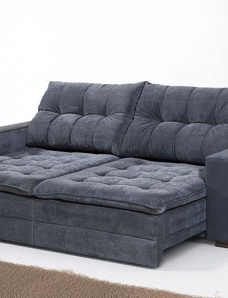 Sala Pequena Sofa Retratil ~ 25+ best ideas about Sofa retrátil on Pinterest  Sofa de 3 lugares