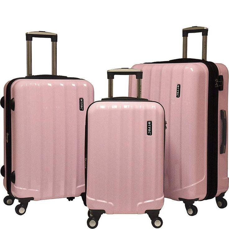 171 best luggage sets images on Pinterest   Luggage sets, Travel ...