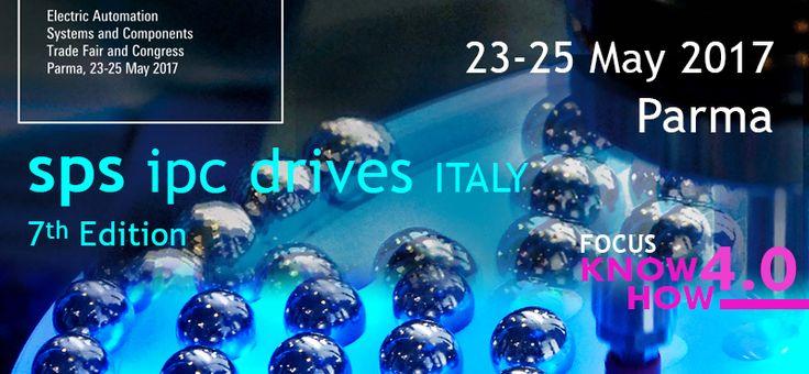 SPS/IPC/DRIVES ITALIA 2017  Si rinnova l'appuntamento di LAUMAS con SPS/IPC/DRIVES/ITALIA 2017, l'importante manifestazione dell'automazione industriale in Italia, a Parma dal 23 al 25 Maggio.  Vi invitiamo a visitare il nostro stand al Padiglione 3 area A038, dove presenteremo tutte le soluzioni per la pesatura industriale e un nuovo innovativo componente in anteprima mondiale!