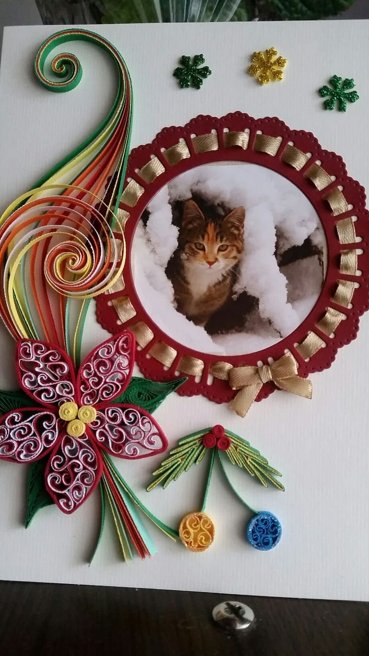 Quilling  by Cecilia