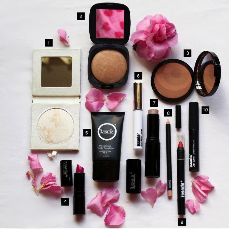 Mineral Liquid Powder Foundation - ZAZA Price $24.95 Issada Cosmetics Price - $69