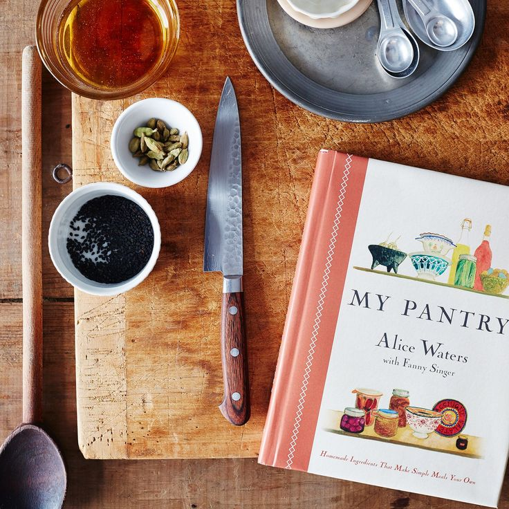 My Pantry, by Alice Waters, Signed Copy on Food52