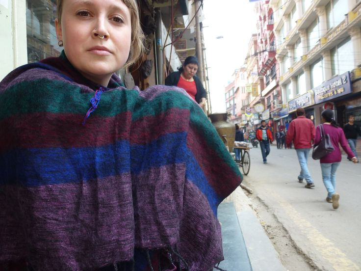 Our Nepalese shawls never go out of style. Great for festivals #himalayanhandmades
