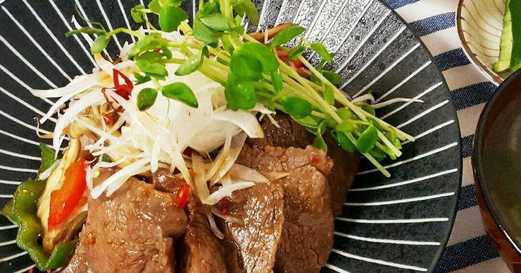 野菜たっぷり簡単スタミナ焼肉丼 by mgj66 [クックパッド] 簡単おいしいみんなのレシピが271万品
