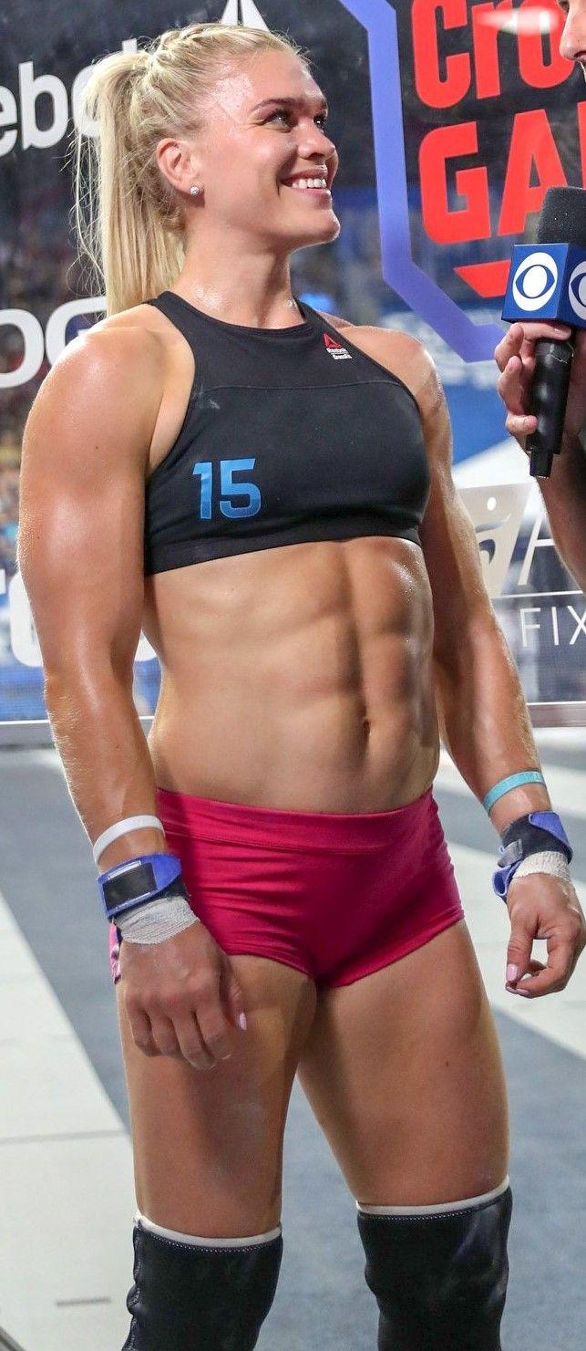 Katrin Davidsdottir: 2018 CrossFit Games, 3rd Place