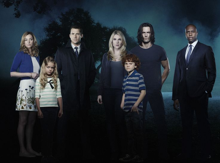 Cast of The Whispers
