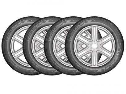 """Pneu Aro 14"""" Michelin 175/80 R14 - Energy XM2 Green X com as melhores condições você encontra no Magazine Raimundogarcia. Confira!"""