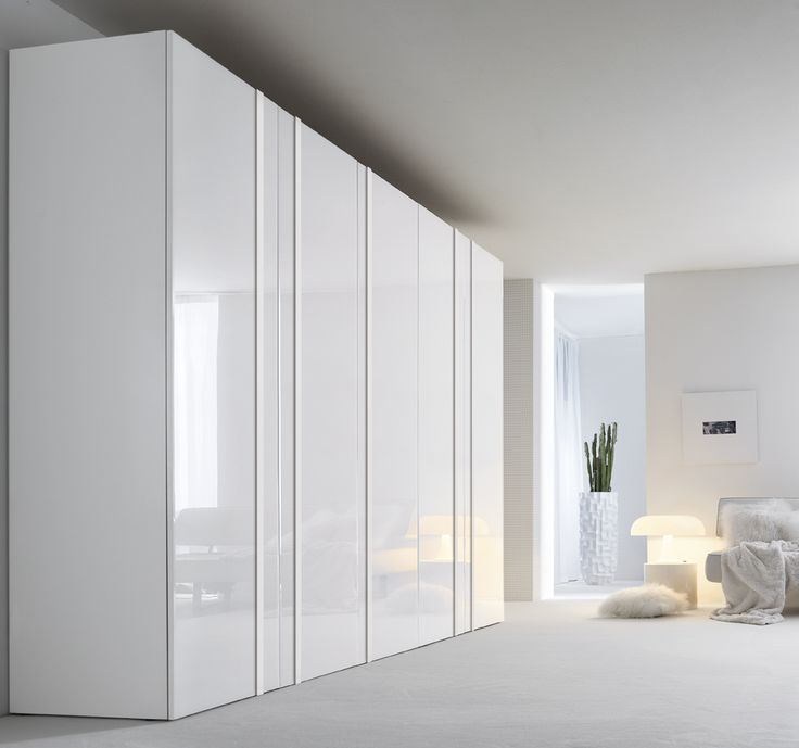 Dressing laque blanche collection odea fabricant de for Meuble gautier chambre