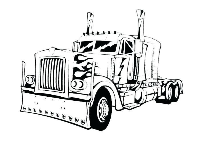 Optimus Prime Coloriage Prime Transformers Truck Coloring Pages Prime A Coloriage Optimus Transformers Coloring Pages Truck Coloring Pages Cars Coloring Pages