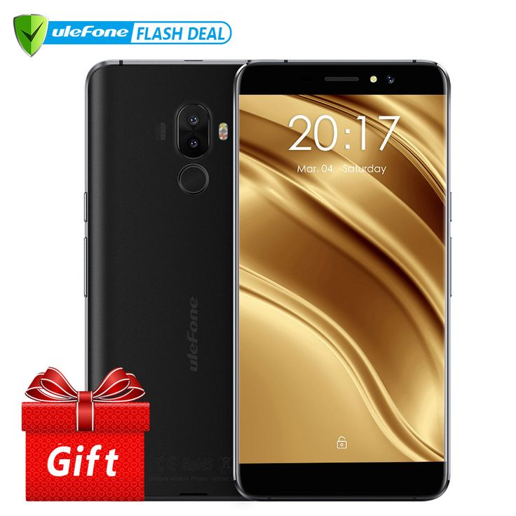 Ulefone S8 Pro Mobile Phone 5.3 inch HD Quad Core Android 7.0 2GB+16GB Fingerprint 4G Smartphone. Ulefone S8 Pro OS:Android 7.0 CPU:MTK6737 64Bit Quad Core Resolution: HD 1280x720 Pixels Display: 5.3 inch RAM: 2GB Front camera: 2.0MP (Interpolated to 5.0MP) ROM: 16GB(SD card Up to 128GB) Rear camera: 13.0MP+5.0MP, best offer