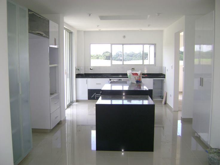 cocina interior casa daniel