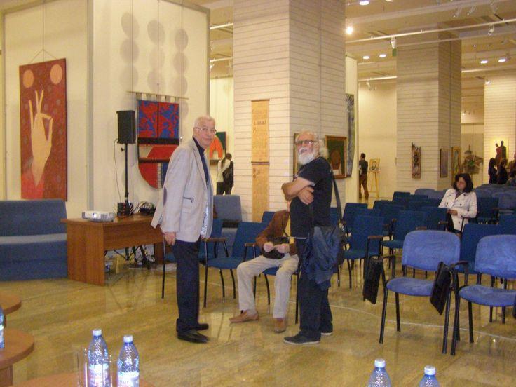 Salonul Național de Artă Medievală- Interferențe C@rte Pro-Patrimoniu –Revalorificări contemporane, eveniment important organizat la Biblioteca Națională a României a fost gândit de curatorul său, …