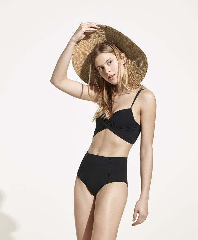 High rise bikini briefs - New In Spring Summer 2017 trends in women fashion at Oysho online. Find lingerie, pyjamas, slippers, nighties, gowns, fluffy, maternity, sportswear, shoes, accessories, body shapers, beachwear and swimsuits & bikinis.