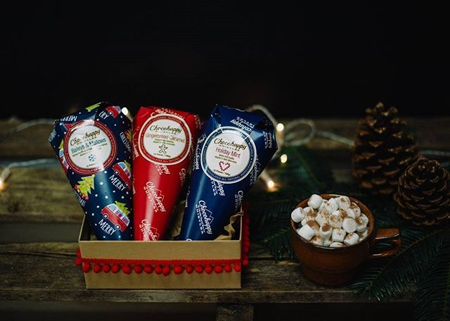 Our 3 new Christmas flavors are the perfect gift for your college kids. Baileys & Mallow, Gingerbread Caramel and Holiday Mint are sure to put a smile on their faces!
