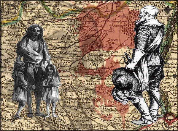 Au cours de la guerre de Trente Ans entre 1618 et 1648 dans la ville de Thann, en pleinepénurie alimentaire, l'horreur se dessine.La famine extrême pousse au cannibalisme. Voilà grossièrement un ...