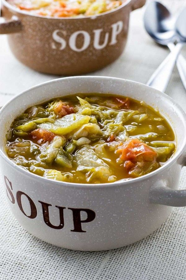 Weight Loss Wonder Soup! A filling and healthy wonder soup ...