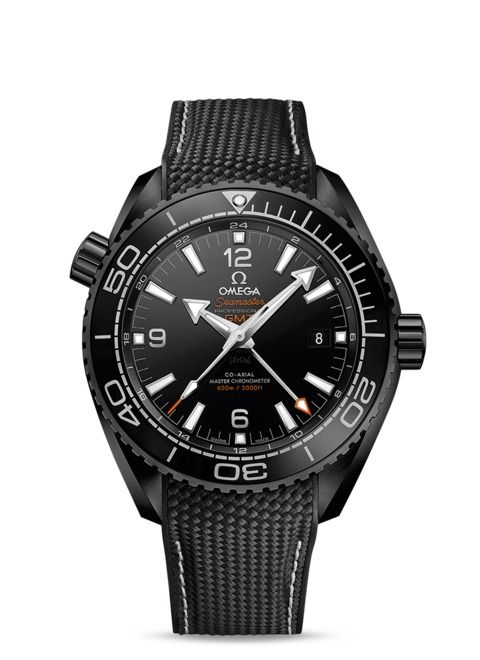 OMEGA Watches: Seamaster - Planet Ocean 600 M Omega Co-axial Master CHRONOMETER GMT 45.5 mm - 215.92.46.22.01.001