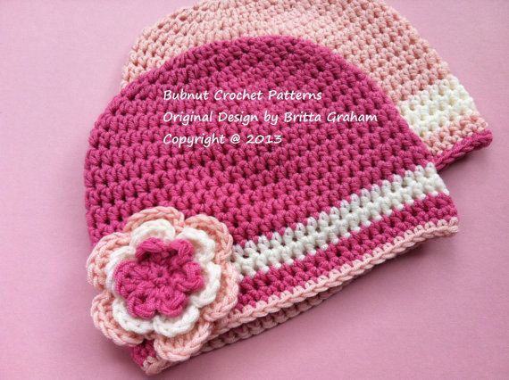 Crochet Patterns By Yarn Weight : ... Patterns, Baby Crochet, Baby Hats, Crochet Hats Patterns, Beanie Hats