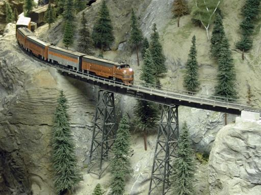 Golden Spike Model Railroad Club