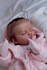 * REBORN BABY DOLL COCO BY NATALI BLICK * SWEET NEWBORN GIRL*