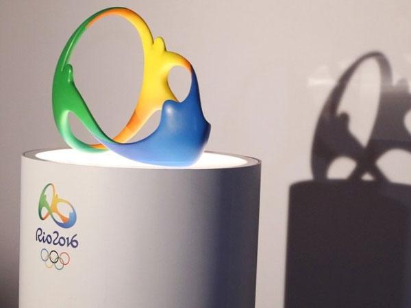 Logo Multisensorial Rio 2016 Jogos Olímpicos