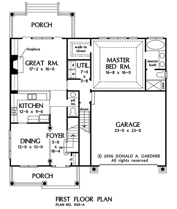 Drawing Of Small Lot House Plan Idea: 17 Best Ideas About Narrow House Plans On Pinterest