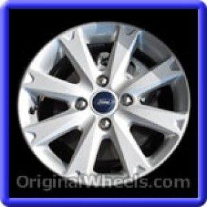 Ford Fiesta 2011 Wheels & Rims Hollander #3835  #FordFiesta #Ford #Fiesta #2011 #Wheels #Rims #Stock #Factory #Original #OEM #OE #Steel #Alloy #Used