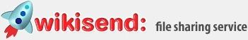 """Wikisend: free file sharing service  Envia archivos de hasta 100 Mb de forma rápida. Permanece disponible durante 7 días en línea, después es borrado de los servidores del sitio. Para protección de tu archivo, le puedes establecer una contraseña en el mismo instante de su carga, usando el botón """"Properties"""". Después de presionar el botón """"Upload"""", se generará un id del fichero y un enlace de descarga, que es el que vas a enviar a la persona con quien quieres compartirlo"""