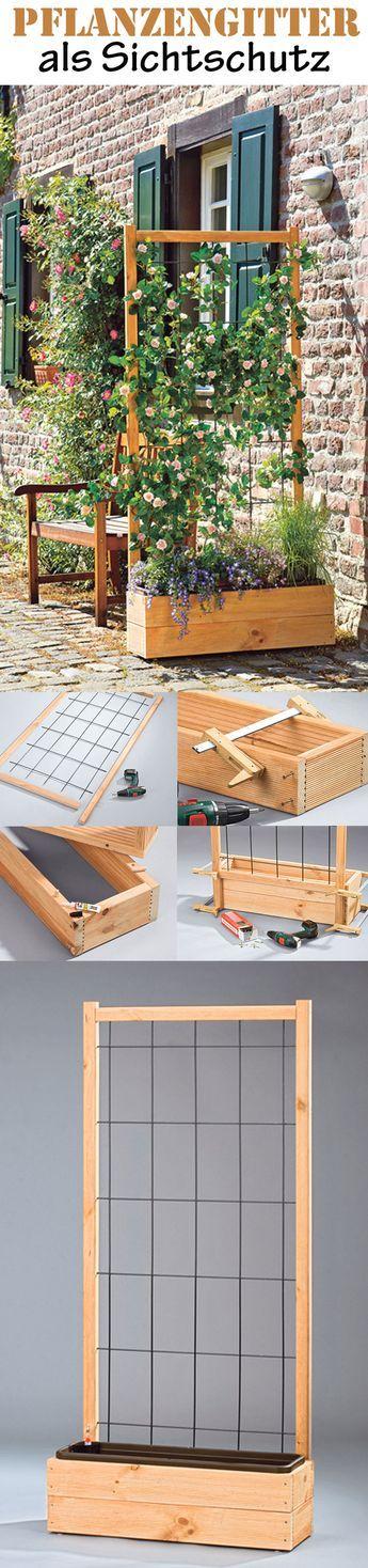 1000 ideas about sichtschutz f r garten on pinterest. Black Bedroom Furniture Sets. Home Design Ideas