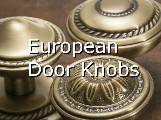 9 best European Door Knobs images on Pinterest | Lever door handles ...
