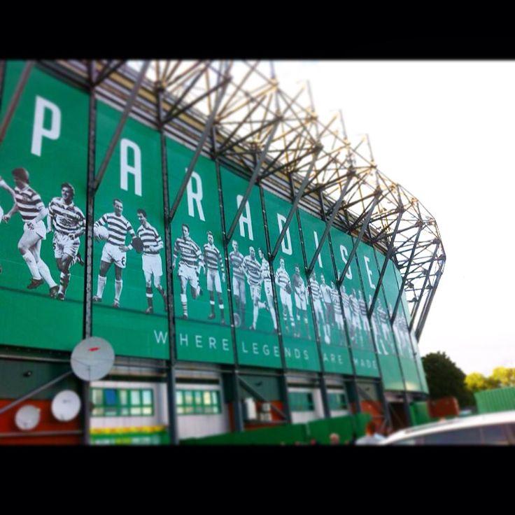 A cheeky wee snap shot of Paradise #HailHail