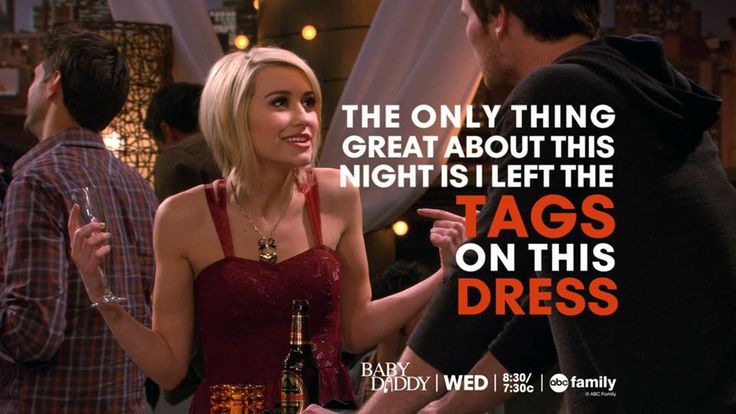 """S2 Ep9 """"All's Flair in Love and War"""" - #BabyDaddy"""