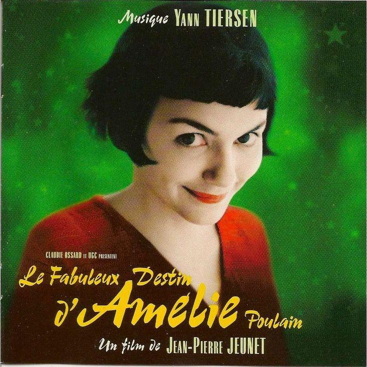 Yann Tiersen Le Fabuleux Destin D'Amélie Poulain CD