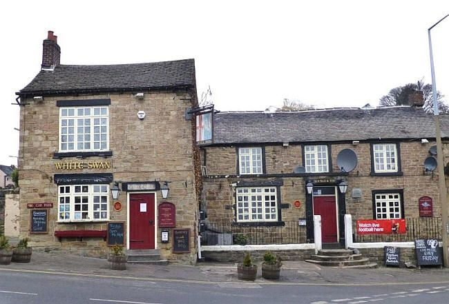 White Swan, Sheffield Road, Dronfield - Derbyshire