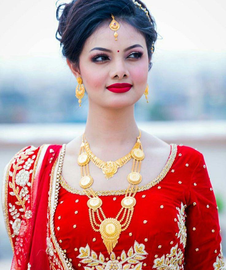 Nepali Wedding Jewelry