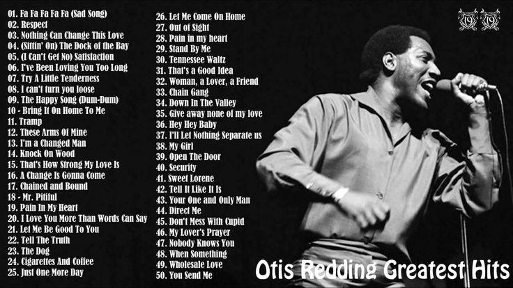 Otis Redding's 50 Biggest Songs Otis Redding Greatest Hits [Full Album]