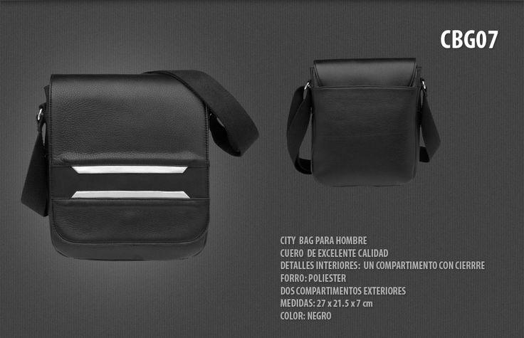 Bolso citybag CBG07