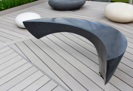 Crescent-Bench featured RHS Tatton Park.  Thank you for spotting Achica!