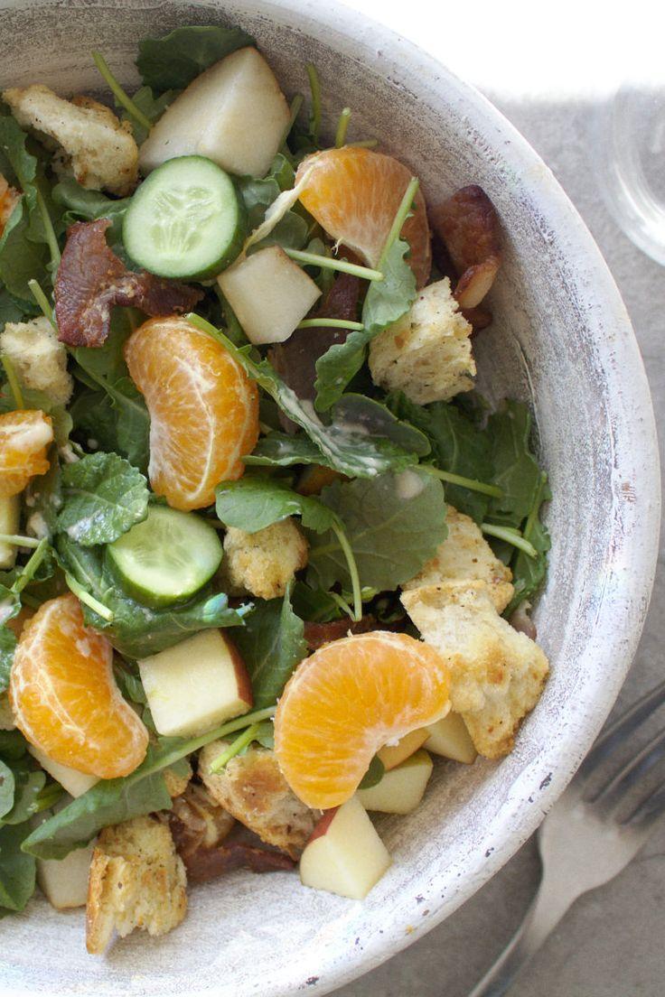 Colorful Winter Fruit Salad Recipe Winter salad