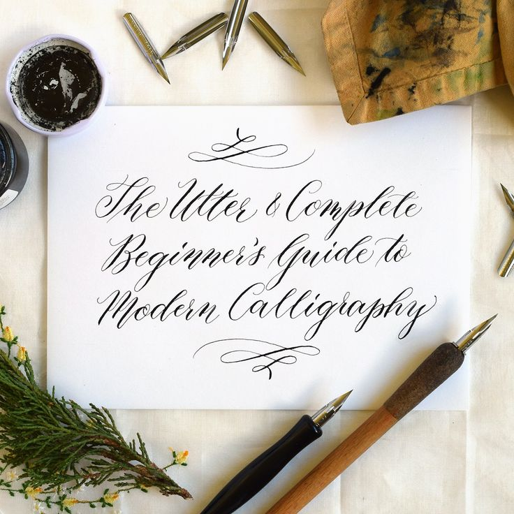 25 Unique Best Calligraphy Pens Ideas On Pinterest