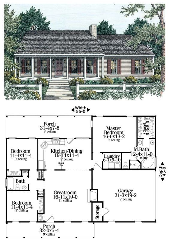Best 25 open floor house plans ideas on pinterest open for Nice floor plans