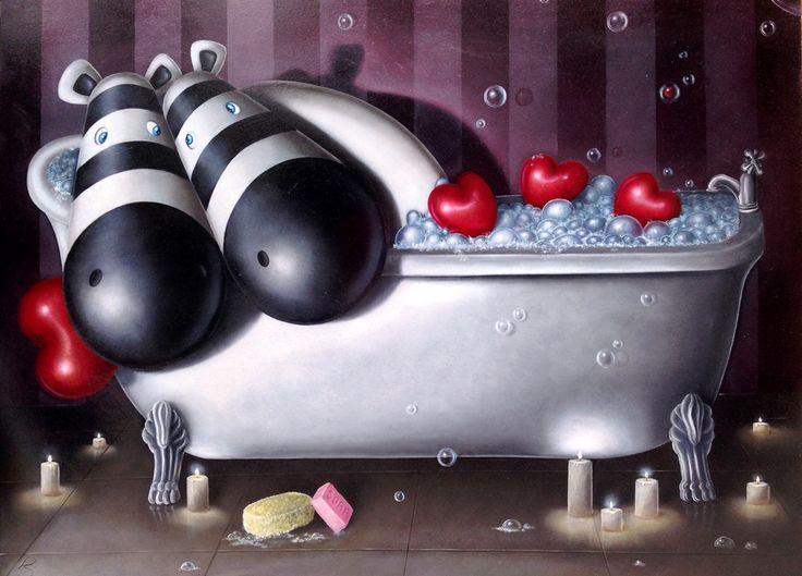 'The Rub-A-Dub Tub'