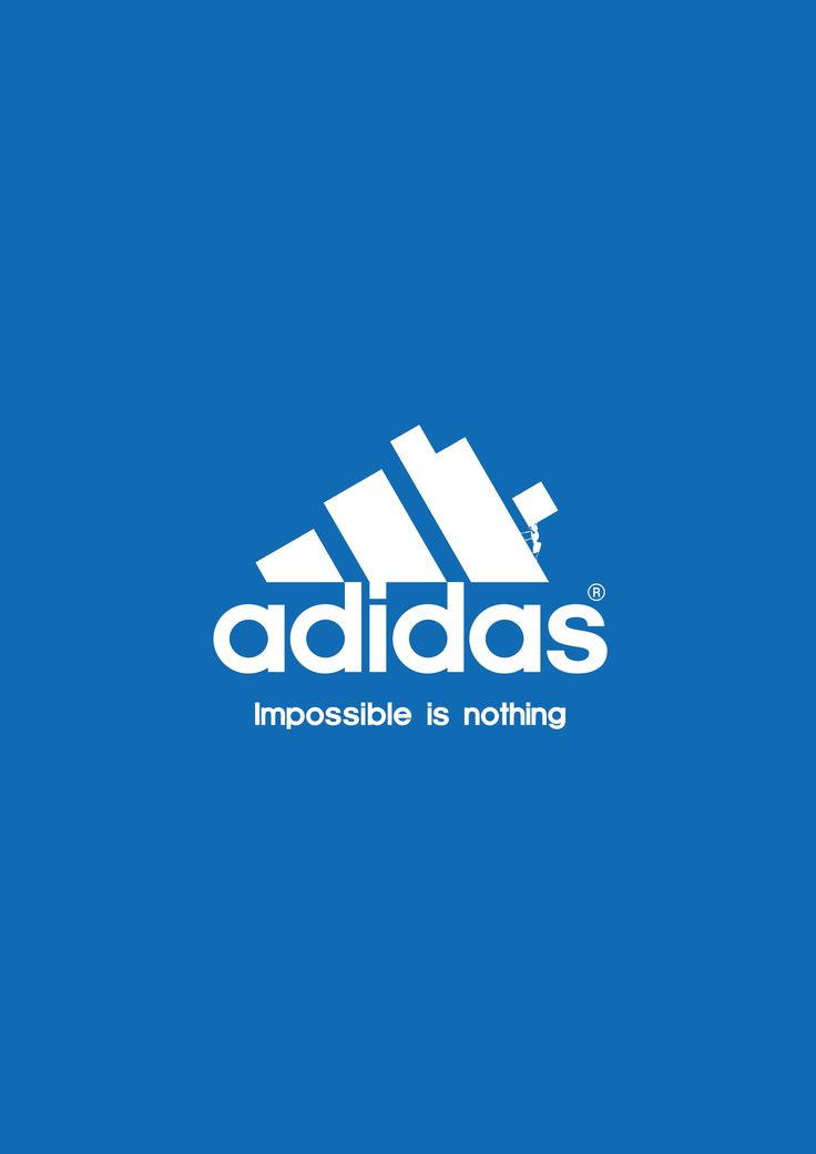 impossible is nothing, adidas, ad, advertisement, print ...
